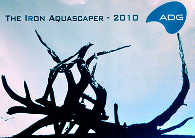 2010 Iron Aquascaper Logo