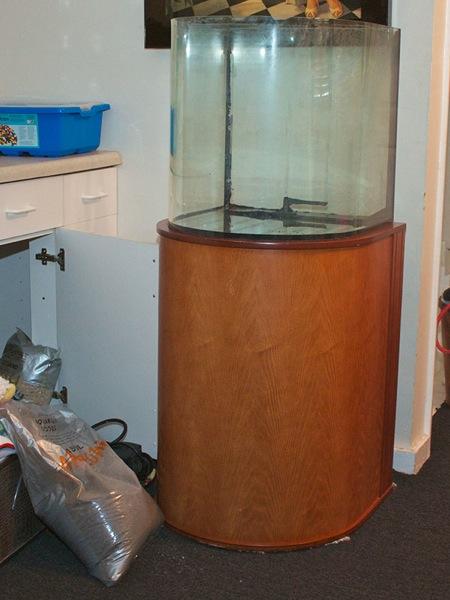 aquarium to be set up