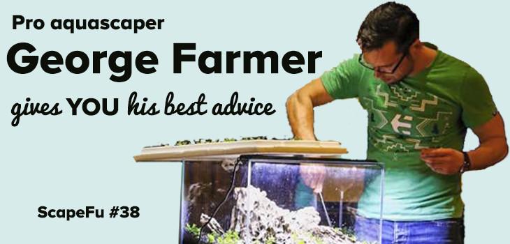 Pro Aquascaper George Farmer