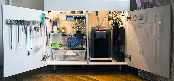 Aquarium Cabinets   How To Make Them Beautiful