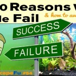 Top 10 Reasons Why People Fail and How to Avoid Them | ScapeFu054