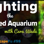 Lighting the Planted Aquarium with Cara Wade | ScapeFu059